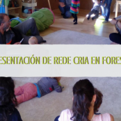 Presentación de Rede CRIA en Foresta