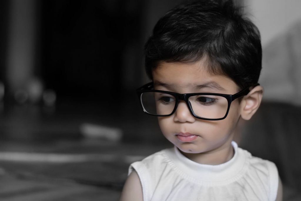 A importancia do control da visión nas nosas crianzas