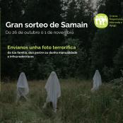 Gran sorteo de Samaín 2020